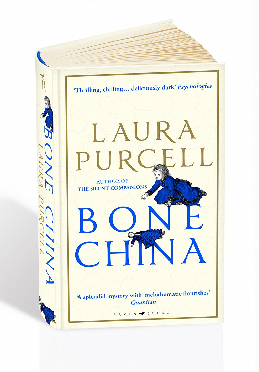 Bone China by Laura Purcell : the book slut book reviews thebookslut