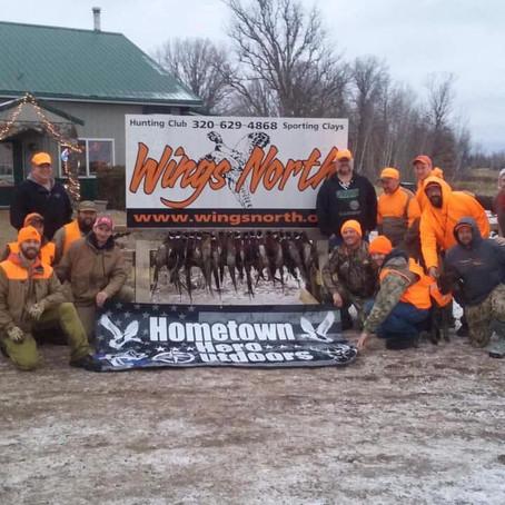 Wings North Pheasant Hunt