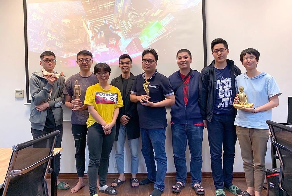 Lớp học điện ảnh của DeeDee Animation Studio cùng đạo diễn Phan Đăng Di
