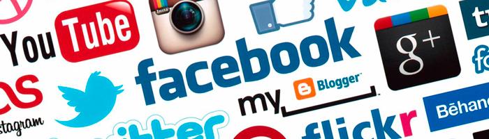 Теперь нас можно найти ВКонтакте и Facebook