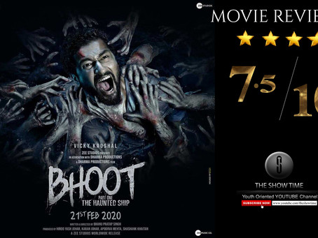 Bhoot review: Bollywood's attempt at horror with jump scares is successful