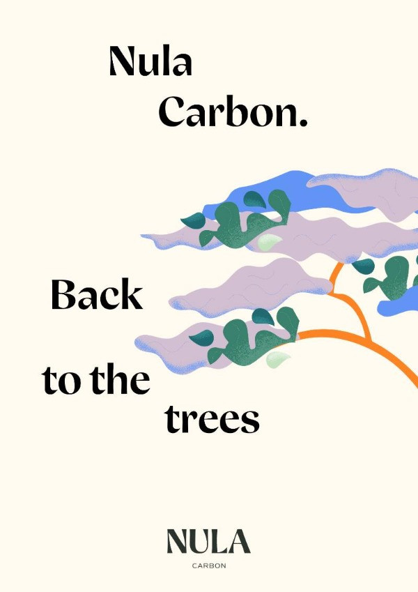 Nula Carbon Back to the trees campaign