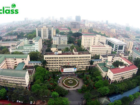 Danh sách 30 trường Đại học, Học viện khối D1 nổi tiếng nhất miền Bắc