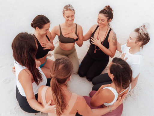 Meet your team of Yoga Teacher Trainers!