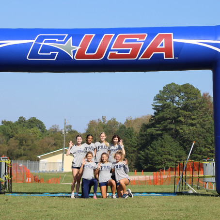 Conference USA Championships Cross Country - 31.10.2020