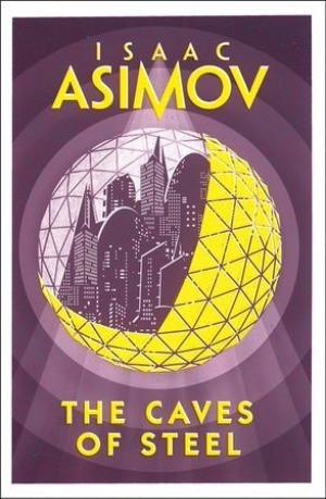 A futuristic city sits inside a sphere-like snowglobe. The globe is made of triangular shapes.