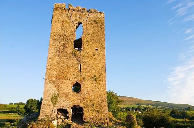 Castillo de Croughan, Waterfod.hectorrc.com