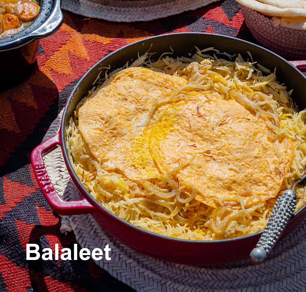 Balaleet kugel: experience Kosherati pleasures