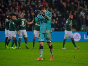 Saint-Etienne 3-0 DFCO : l'heure est grave