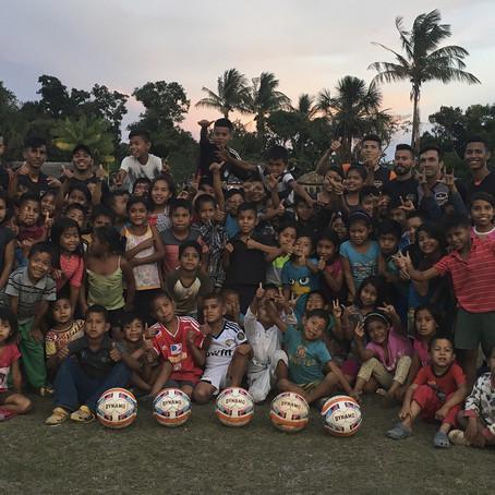 Dynamo Fútbol Club realizó clínicas deportivas en La Gran Sabana