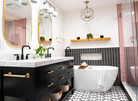 Fun & Flirty Bathroom