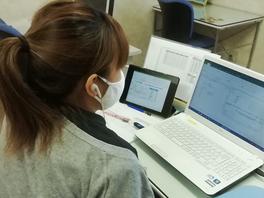 パソコン村 諫早教室 エクセル2級にチャレンジします!!