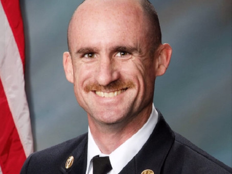 Desoto Fire District # 1 Fire Chief Rusty Canton Dies