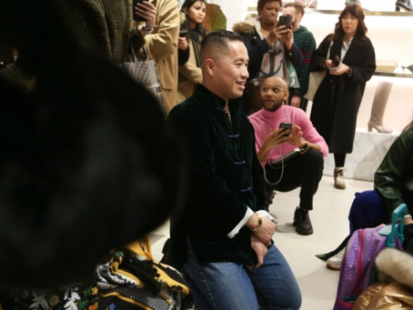 Phillip Lim to Be Honored at China Fashion Gala
