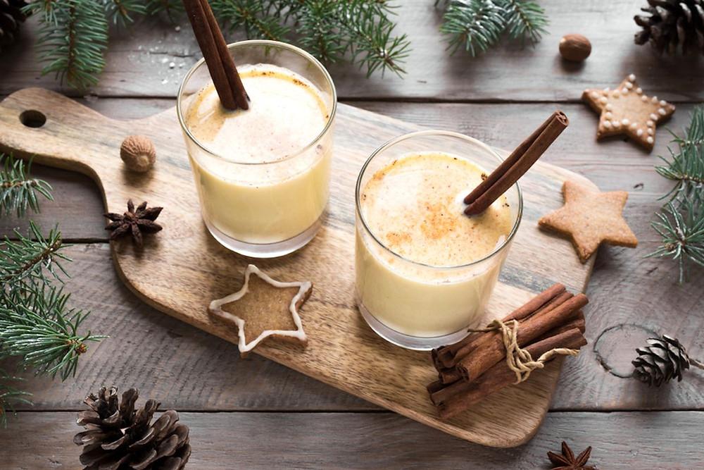 Vánoční Smoothie Danča
