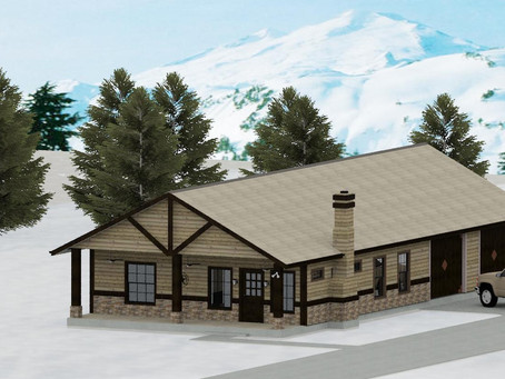 # Barndominium House Plan-brn-11