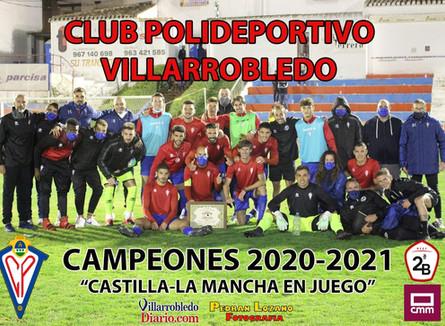 El CP Villarrobledo se hace con la I edición del 'Castilla La Mancha en Juego'