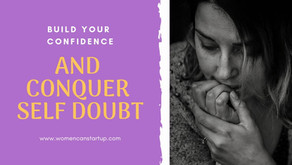 3 Ways To Overcome Self Doubt And Boost Your Confidence
