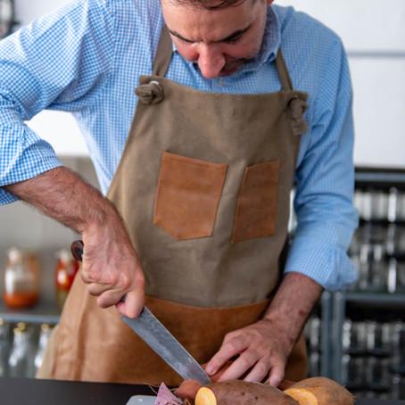 Para quem gosta de batata-doce e de degustar novos sabores e texturas