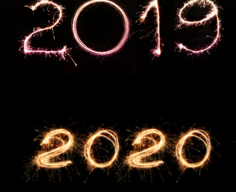 A Round Up of 2019 and my Hopes for 2020