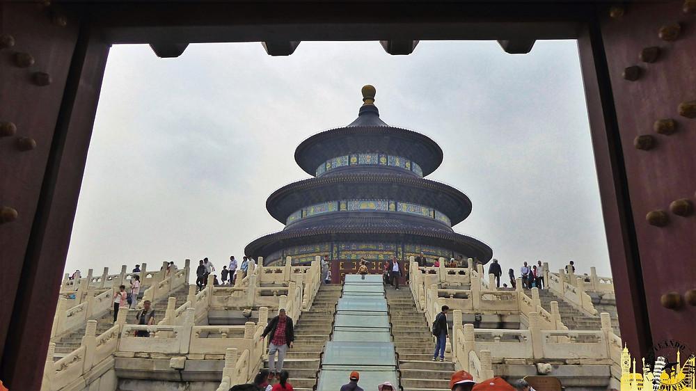 Templo del Cielo de Pekín, China