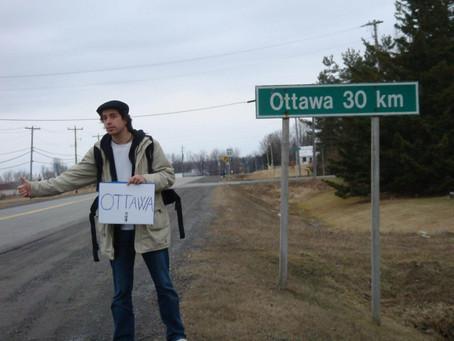 Autostop, filosofía de pulgar