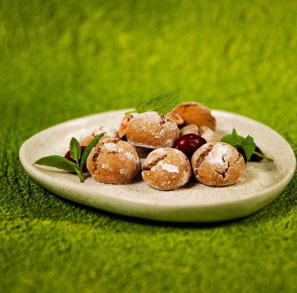 Cinamoniniai ryžių sausainiai, Verdu ir kepu, saldūs, receptai
