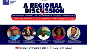 YPLS Africa to Host Regional Dialogue in Commemoration of International Day of Democracy