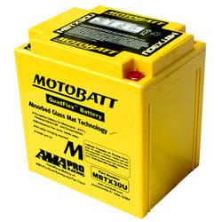 Motobatt AGM Batteries & Chargers