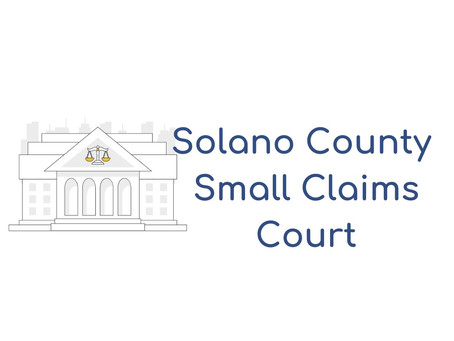 Solano County Small Claims