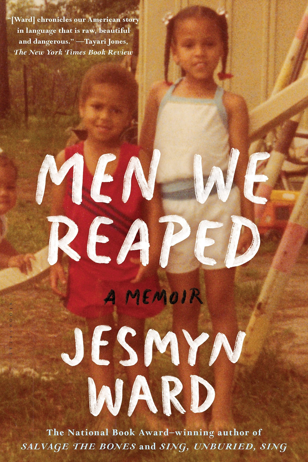 Men We Reaped by Jesmyn Ward : thebookslut book reviews the book slut