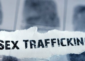 Human Trafficking:  An Overview of Sex Trafficking