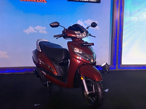 2019 Honda Activa 125 BS-6 launched at Rs.67,490