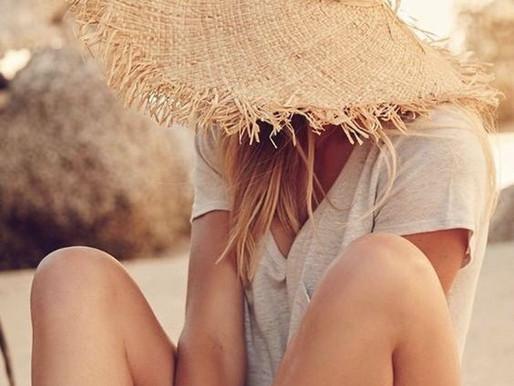 夏季防曬特輯-拒當黑臉女孩!