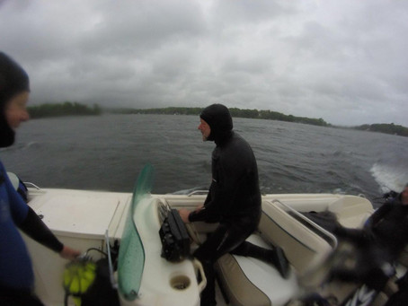 6/12 Nagawicka Lake