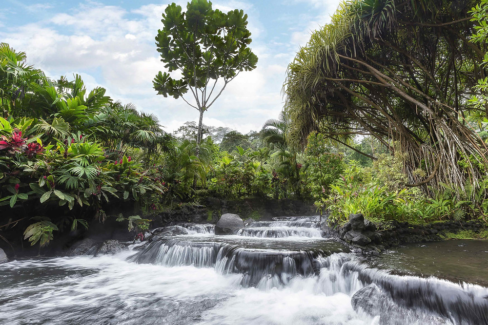 Hot springs is a must-see in Costa Rica!