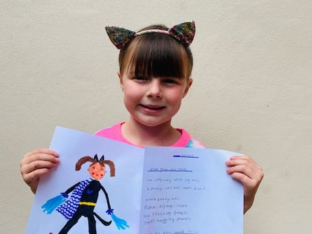 Cat Girl to the resue. Grace (2SM)