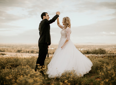 Musicians Marry | Wedding | Elrie & Frikkie