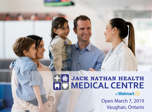 FOR IMMEDIATE RELEASE: Jack Nathan Health Opens Expansive New Concept, Multi-disciplinary Clinic in