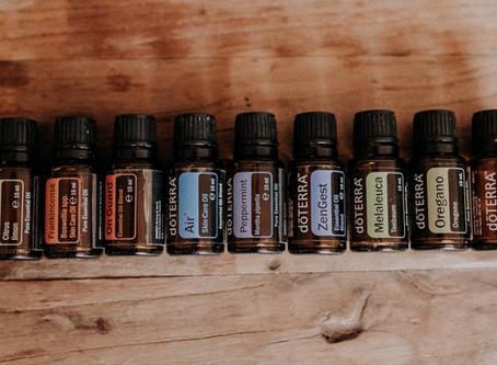 Ätherische Öle für deinen Alltag