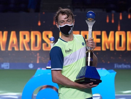 millman (aus) wins 1st title at nur-sultan