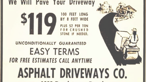 Asphalt Paving in Louisville: Building on History