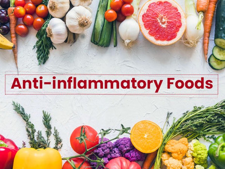 The BEST foods to reduce inflammation