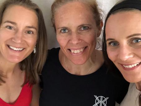 Avsnitt 128 - Katarina Woxnerud - Från mammamage till fab 50+ - Bli funktionsstark genom hela livet!