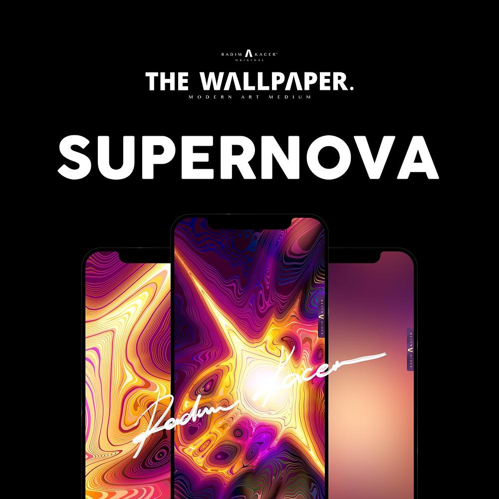 The Wallpaper Supernova