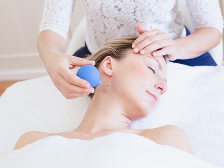 Get Glowing Skin with Facial Cupping   maison ito