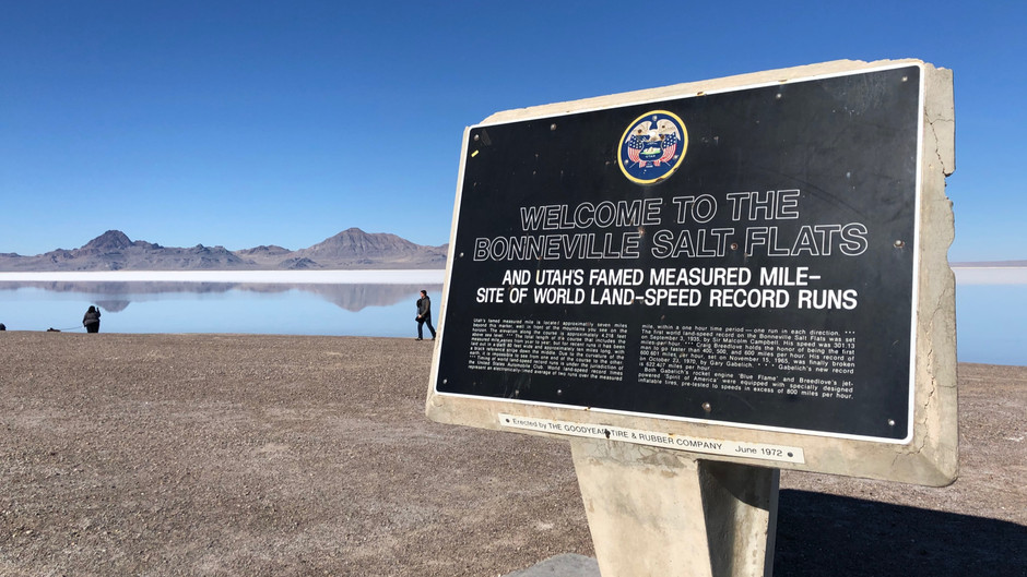 The Salt Flats? They Sure Were Salty!