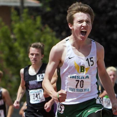 Interviews with The Runner WA: Borah's Nathan Green