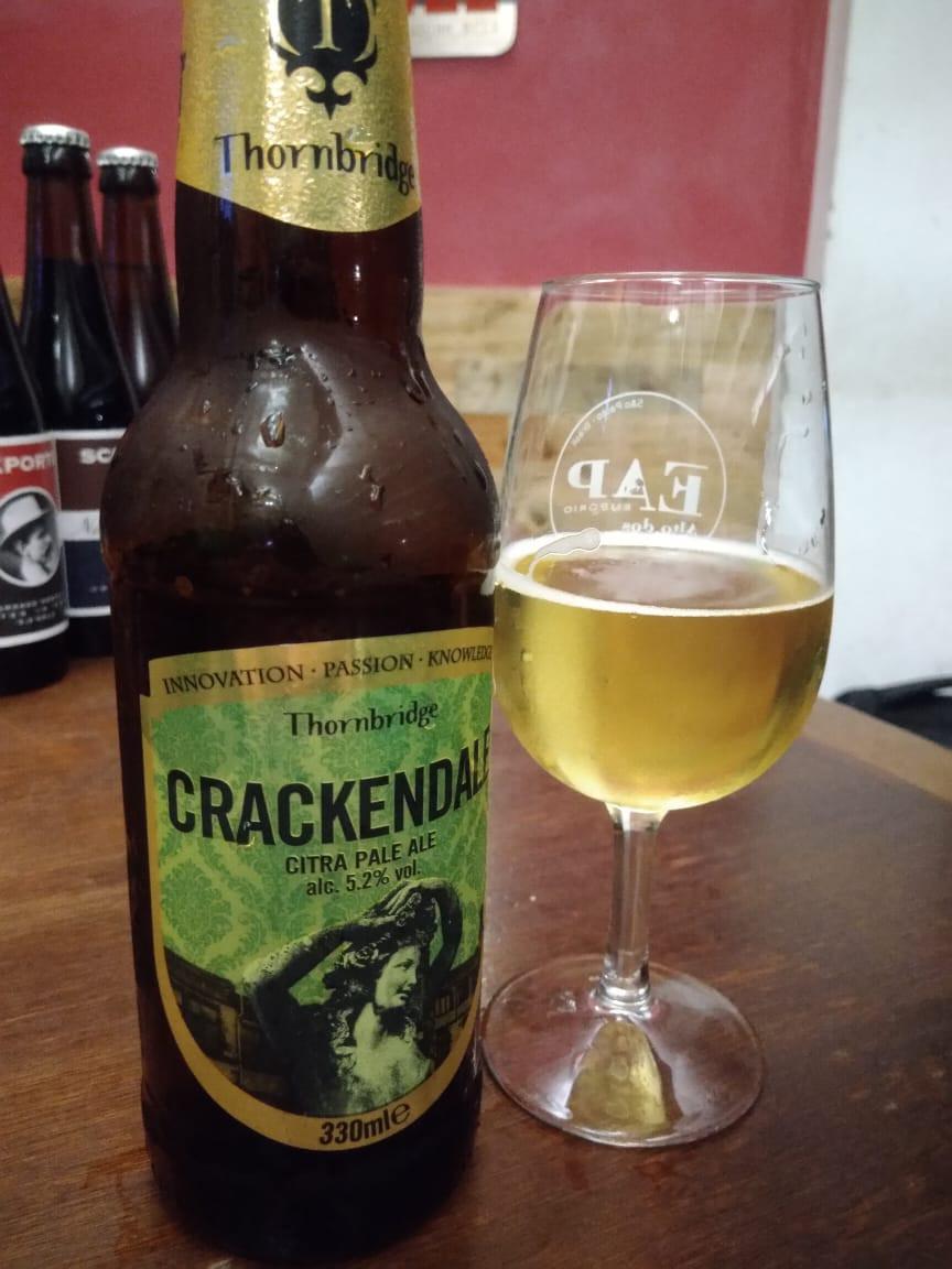 cerveja crackendale