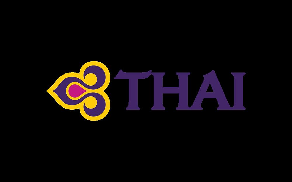 Logo Thai Airway PNG